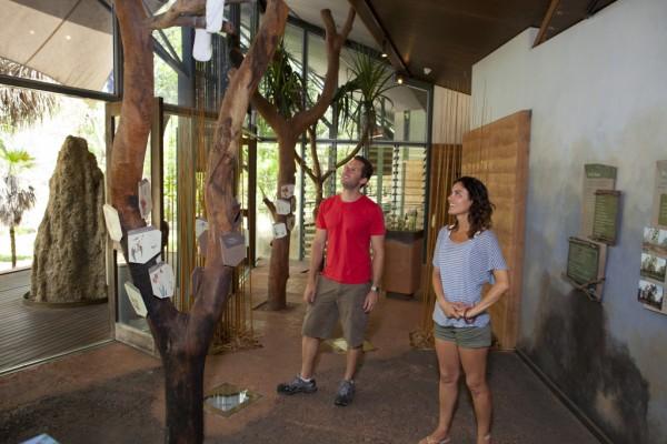 kakadu visitor centre