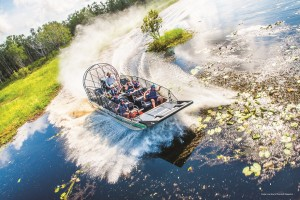 Ultimate Outback Tour Air Boat Ride