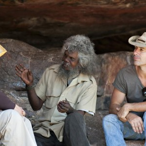 Aboriginal guide Lords Arnhemalnd Tour