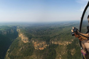 Kakadu National Park from the air