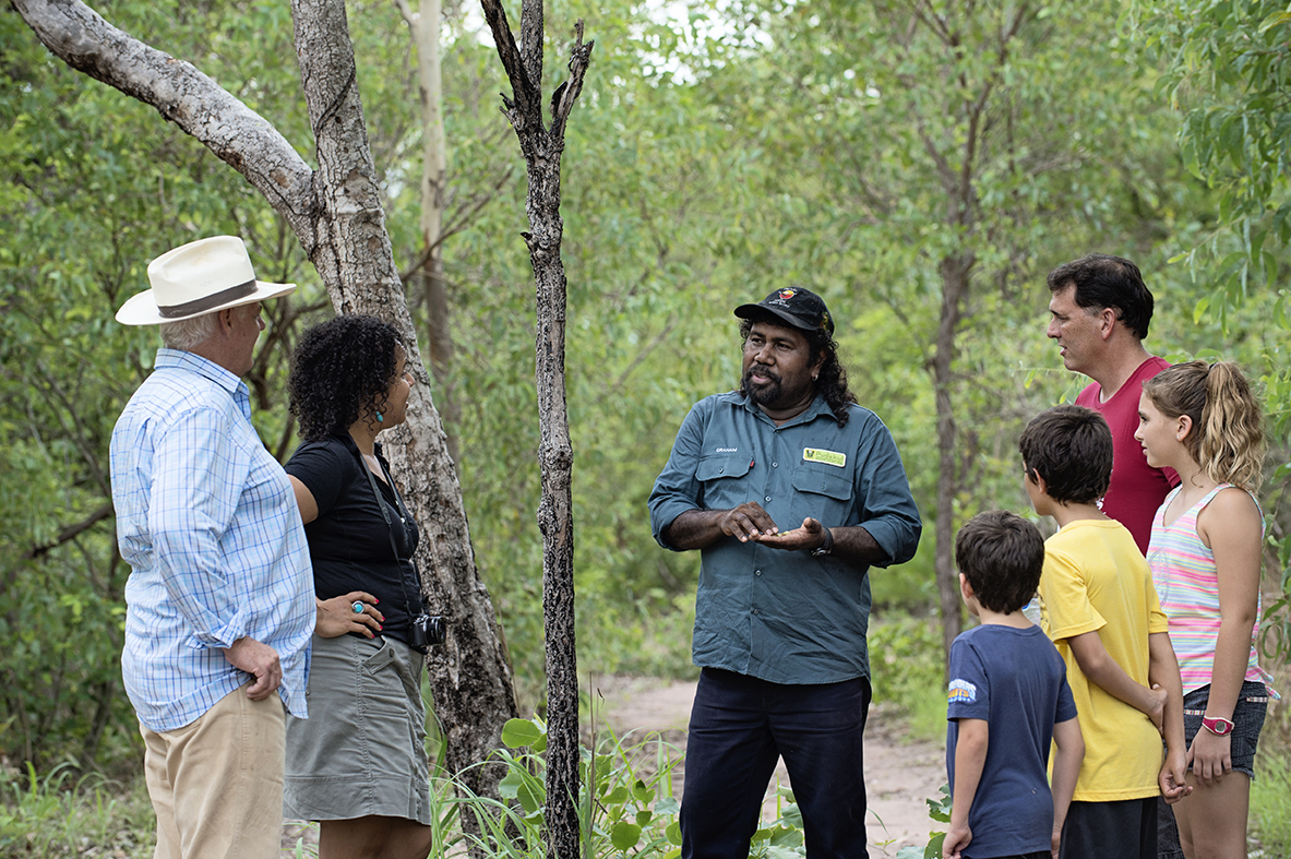 Aboriginal Bush Tucker Tours Darwin